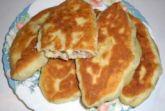 Изображение рецепта Пирожки с ветчиной и сыром
