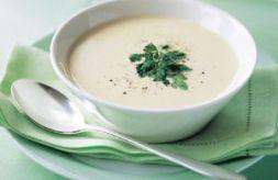 Изображение рецепта Суп-пюре с шампиньонами и картофелем