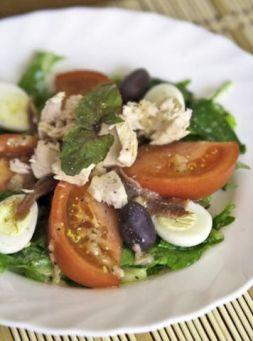 Изображение рецепта Салат «Нисуаз»
