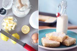 Изображение рецепта Лимонный тарт