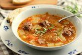 Изображение рецепта Щи со свежей капустой и говядиной