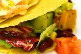 Заправка для овощного салата в мексиканском стиле