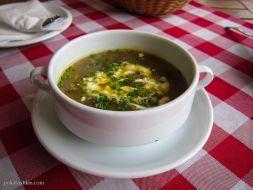 Изображение рецепта Грибной суп вегетарианский