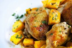 Изображение рецепта Курица карри
