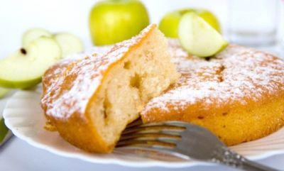 Изображение рецепта ''Пирог с яблоками''