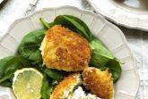 Рыбные котлеты с сыром