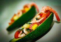 Изображение рецепта Лодочки из авокадо