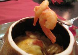 Изображение рецепта Креветки в пикантном томатном соусе