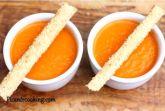 Суп из домашних вяленых помидоров