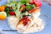 Изображение рецепта Запеченная курица с эстрагоновым соусом