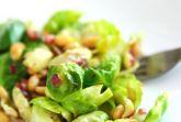 Изображение рецепта Брюссельская капуста с кедровыми орешками