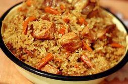 Изображение рецепта Узбекский плов со свининой