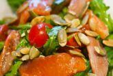 Изображение рецепта Салат с копченой рыбой