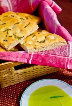 Изображение рецепта Фокачча с розмарином