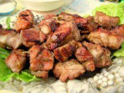 Изображение рецепта Шашлык из свинины в уксусном маринаде