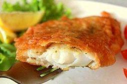 Изображение рецепта Рыбное филе в кляре