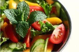 Изображение рецепта Салат с горчичным соусом