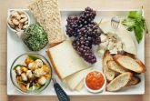 Сырная тарелка для вечеринки