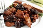 Жаркое из говядины с черносливом