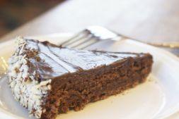 Изображение рецепта Шоколадно-миндальный торт