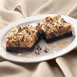 Изображение рецепта Кокосовые шоколадки из Гватемалы