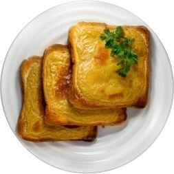 Изображение рецепта Гренки с укропом
