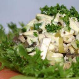 Изображение рецепта Салат грибной