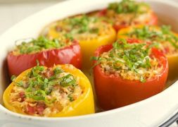 Изображение рецепта Перец сладкий фаршированный