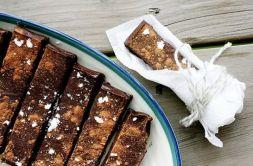 Изображение рецепта Шоколадные батончики