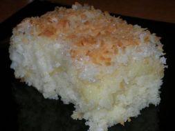 Изображение рецепта Изумительный кокосовый пирог