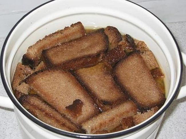Рецепты кваса в домашних условиях из хлеба