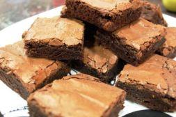 Изображение рецепта Шоколадное пироженое ''Брауни''