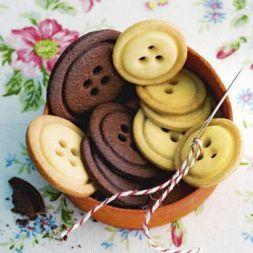 Изображение рецепта Печенье ''Пуговицы''