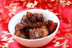 Изображение рецепта Свинина, тушеная по-красному