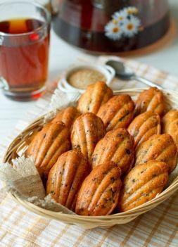 Изображение рецепта Медовое печенье ''Мадлен''