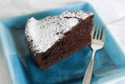 Изображение рецепта Шоколадный торт без масла и яиц