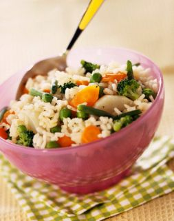 Изображение рецепта Рис с овощами