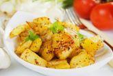 Картофель по-индийски