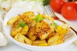Изображение рецепта Картофель по-индийски