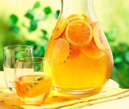 Изображение рецепта Апельсиновый квас