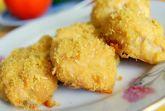 Жареное куриное филе в сливках