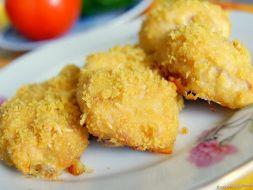 Изображение рецепта Жареное куриное филе в сливках