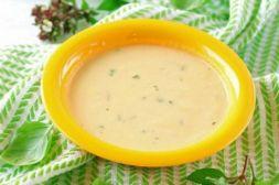 Изображение рецепта Суп из цветной капусты с сыром