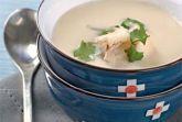 Шотландский рыбный суп
