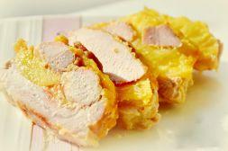 Изображение рецепта Запеченная свинина с ананасом