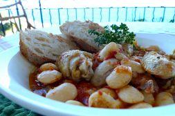 Изображение рецепта Курица с фасолью