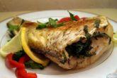 Рыба в фольге по-латышски
