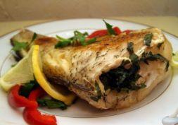 Изображение рецепта Рыба в фольге по-латышски