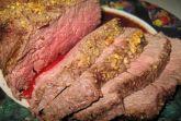 Запеченная говядина в фольге