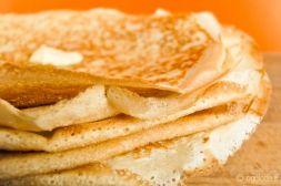 Изображение рецепта Тонкие блины на кефире